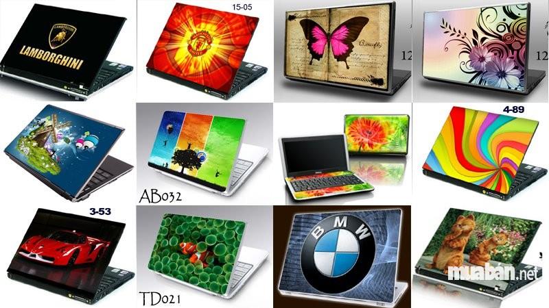 Dán skin laptop