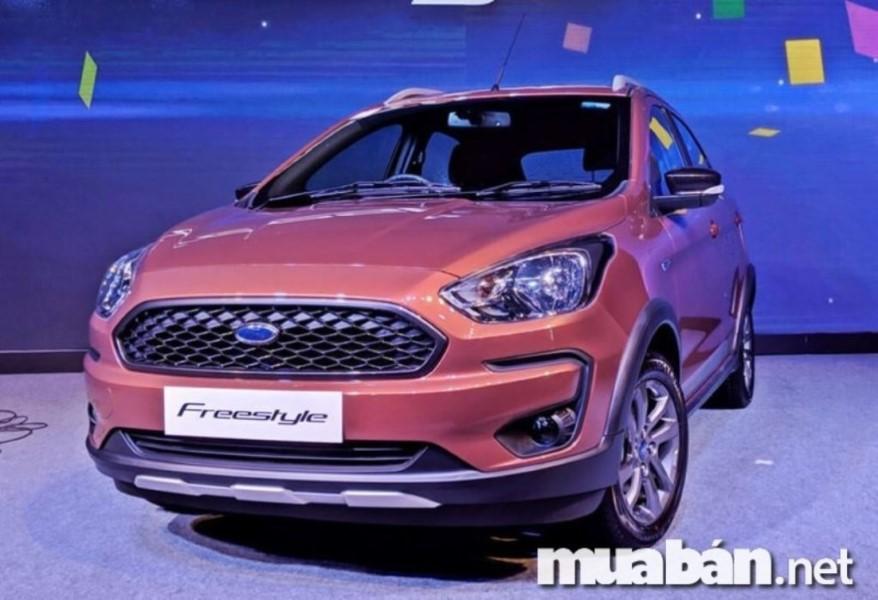 Ford Freestyle 2019 - làn gió mới cho dòng xe Ford giá rẻ cỡ nhỏ