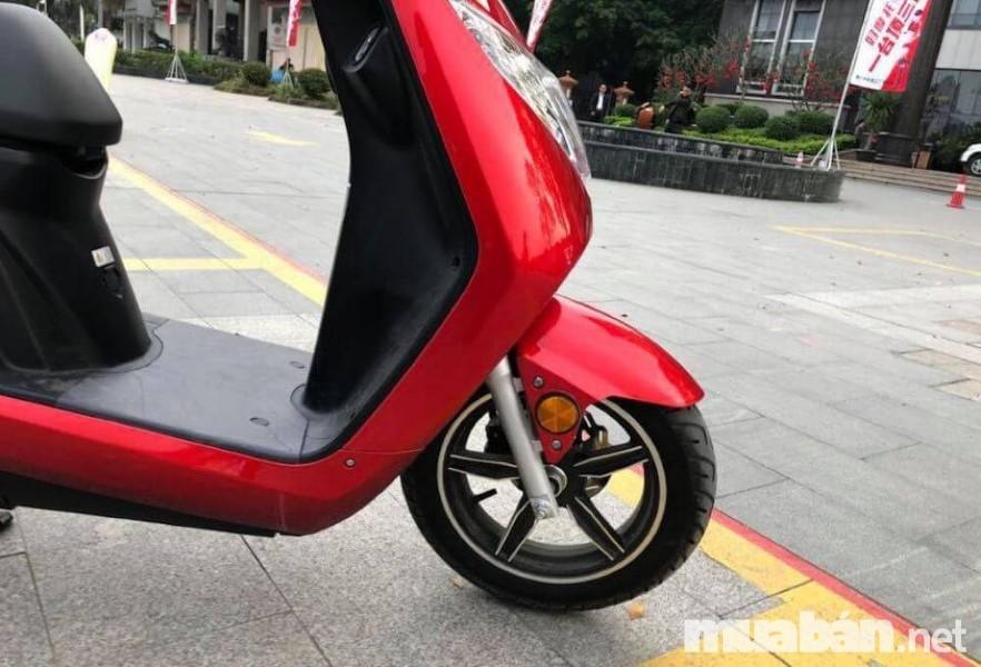 Bánh xe Honda H1 có phần phanh chất lượng cao và bền bỉ với thời gian