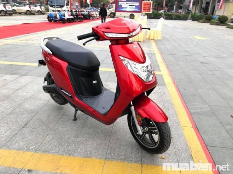 Xe máy điện Honda H1 được biết đến rộng rãi trong thời gian gần đây