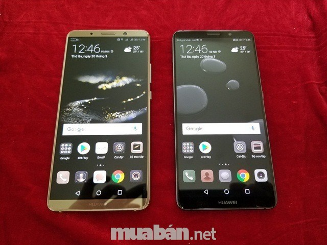 Huawei 10 Mate là dòng smartphone cao cấp được săn đón hiện nay