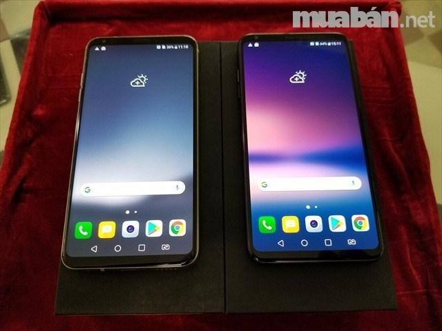 LG V30 có nhiều tiện ích siêu khủng cho người dùng