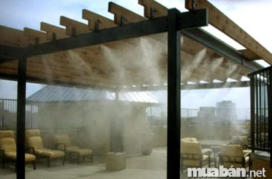 chống nóng cho nhà ở