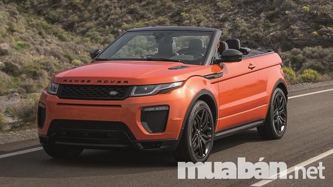 Xe range rover 2018