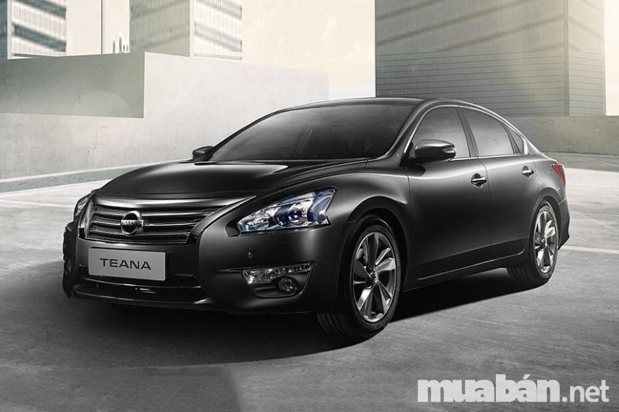 Teana được biết đến là một trong những dòng xe Sedan cao cấp nhất