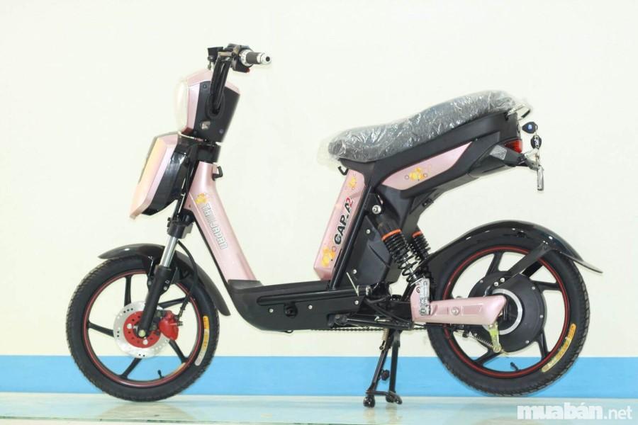Xe đạp điện Pega mang đến cho người dùng phong cách mới