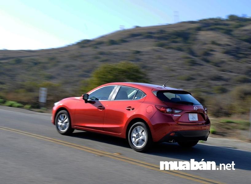 Mazda 3 Có Thiết Kế Trẻ Trung, Hiện Đại, Tiết Kiệm Nhiên Liệu.