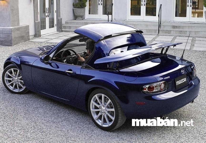 Mazda Mx-5 Miata Phong Cách Thể Thao, Tốc Độ Không Quá Nhanh, An Toàn.