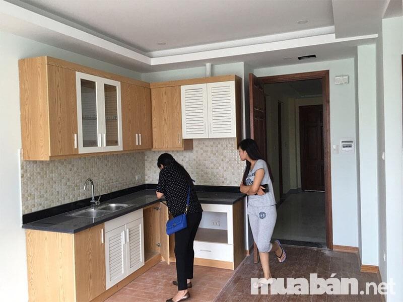 Mua nhà chung cư đòi hỏi các gia đình phải cân nhắc nhiều
