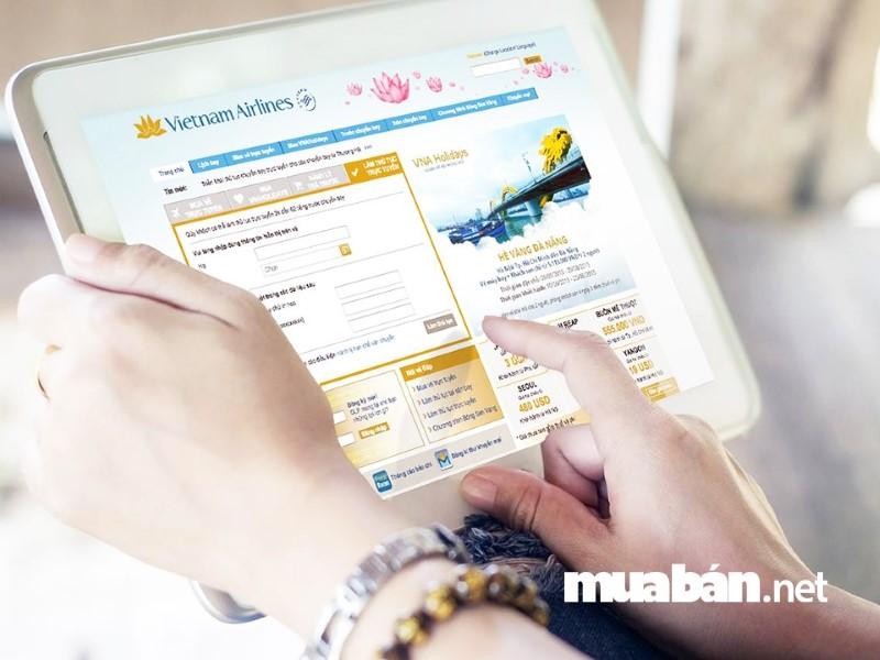 Nên soạn sẵn các thông tin cá nhân cần thiết để kịp thời mua vé máy bay giá rẻ.