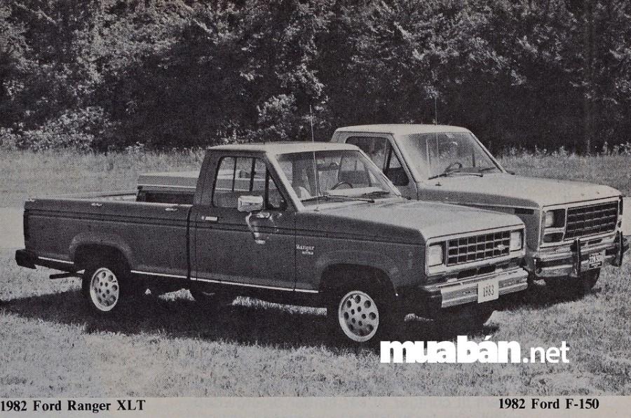 Năm 1982, Công ty Ford Motor đã giới thiệu với người dùng dòng xe bán tải Ford Ranger thay thế cho chiếc Courier của hãng.