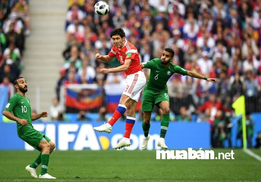 Ngày 14/06/2018 đã chính thức khai mạc giải bóng đá được trông đợi nhất thế giới - FIFA World Cup 2018.