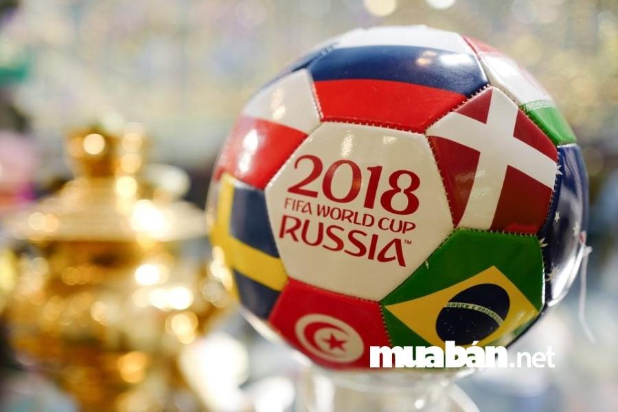 Từ ngày 14/06/2018 có thể tự do kinh doanh đặt cược bóng đá quốc tế.