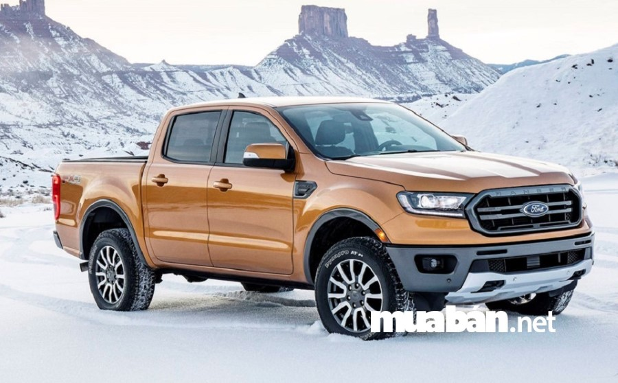 Ford Ranger 2019 Có Những Bước Lột Xác Ngoạn Mục Về &Quot;Ngoại Hình&Quot;.
