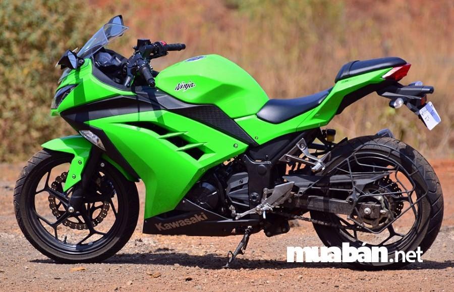 Kawasaki Ninja 300 là dòng xe thể thao cỡ nhỏ đáng chú ý của thương hiệuKawasaki.