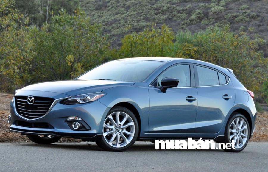 Mazda 3 đã qua sử dụng thường có mức giá rẻ hơn từ 20 - 50% so với xe mới.