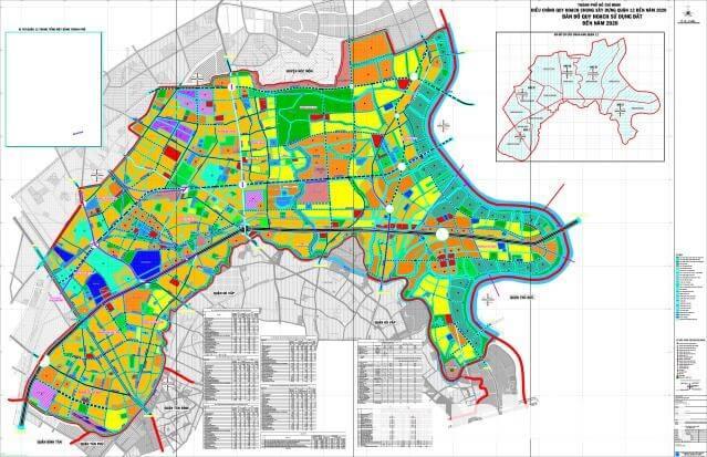 Quận 12 nằm trong kế hoạch quy hoạch nên nhiều cơ hội phát triển