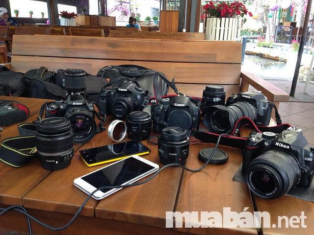 Bạn nên tìm hiểu thông tin để chọn các dòng máy ảnh phù hợp với mình