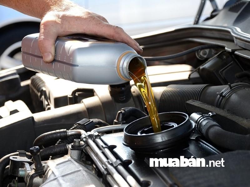 Động cơ ô tô cần được bảo trì, bảo dưỡng thường xuyên.