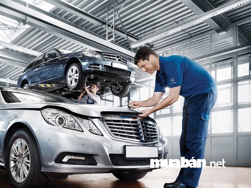 Hãy thường xuyên quan tâm đến hệ thống làm mát của xe.