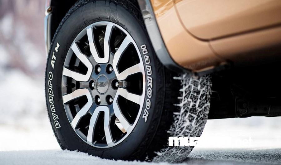 Động cơ của Ranger 2019 được thiết kế dựa trên các tiêu chuẩn mạnh mẽ đậm chất Ford.