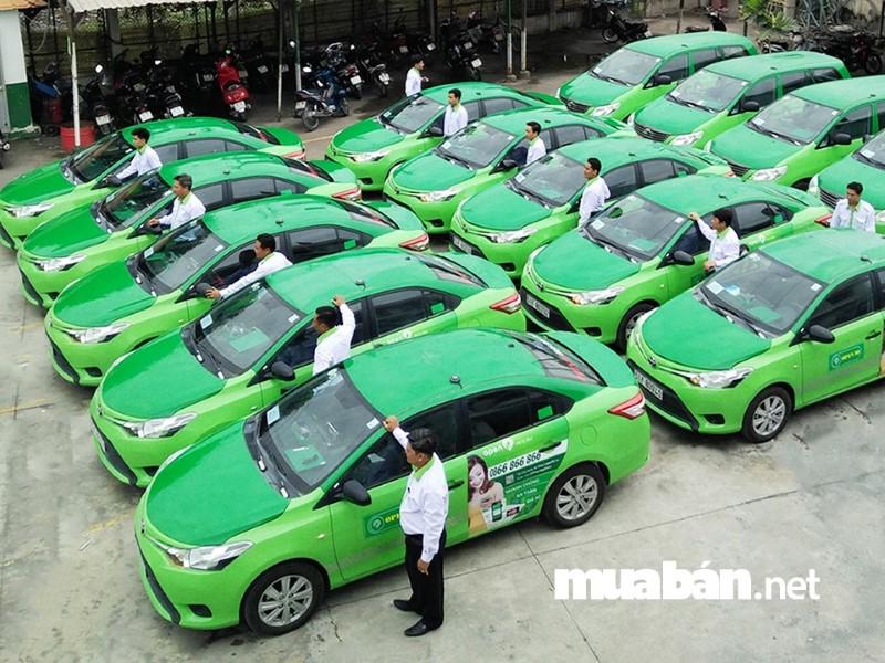 Lái xe cho các công ty được hưởng nhiều chế độ.