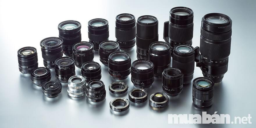 Ống kính là phụ kiện vô cùng cần thiết của máy ảnh