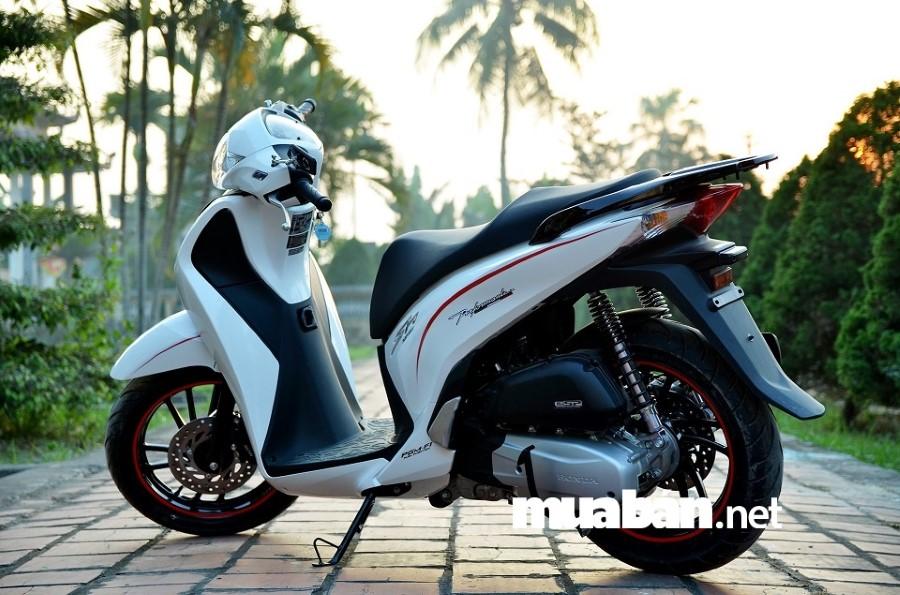 Dòng xe Honda cao cấp làm khuynh đảo thị trường Việt đó chính là SH.