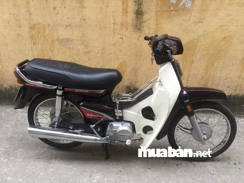 Năm 1992, Honda chào thị trường Việt Nam với chiếc xe Dream huyền thoại.