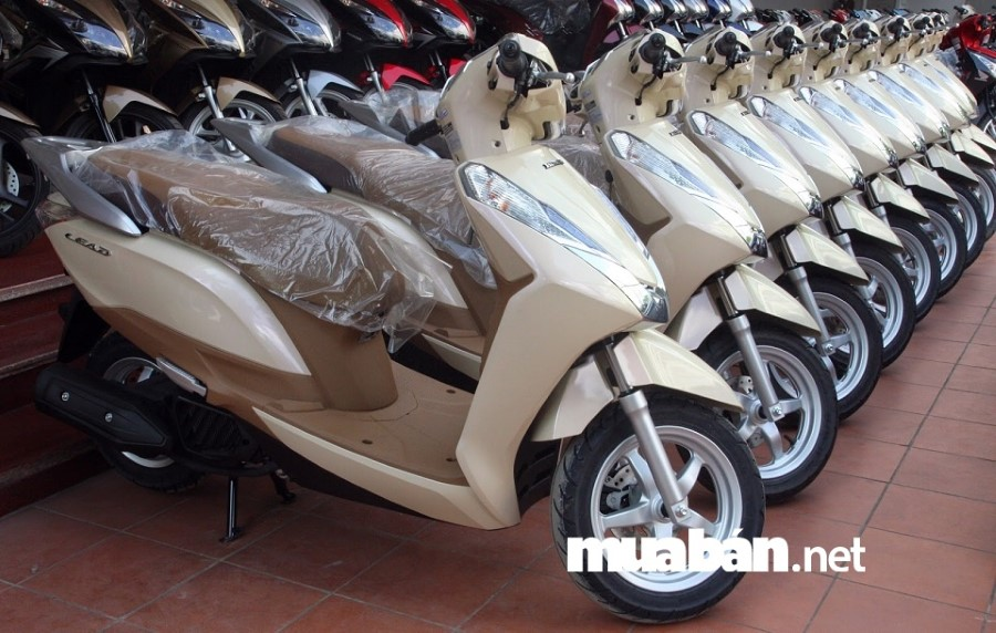 Xe Honda ít bị mất giá hơn so với những dòng xe máy thông thường khác.