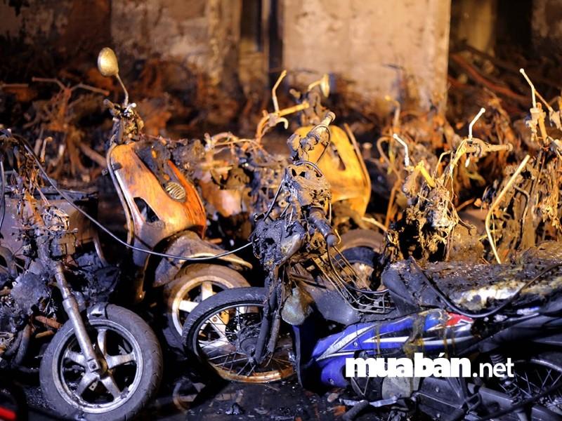 Hãy bảo dưỡng, bảo trì xe máy thường xuyên để hạn chế mọi rủi ro và đảm bảo an toàn cho chính bạn.