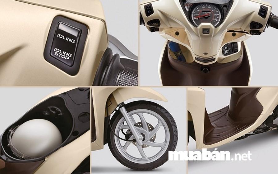 Van dẫn xăng vào chế hòa khí của Honda Vision quá nhỏ dẫn tới tình trạng xe hay bị tắt máy khi tăng hoặc giảm ga.
