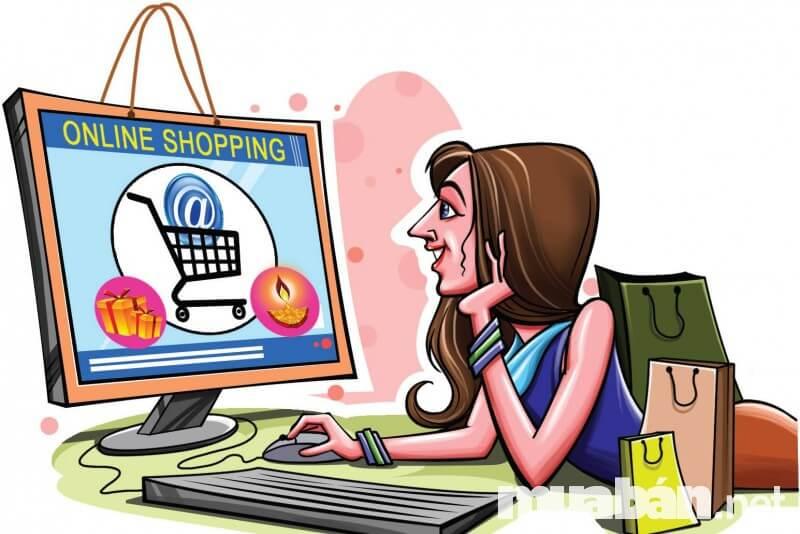 Mua sắm đồ gia dụng, quần áo, mỹ phẩm,... online đang trở thành xu thế