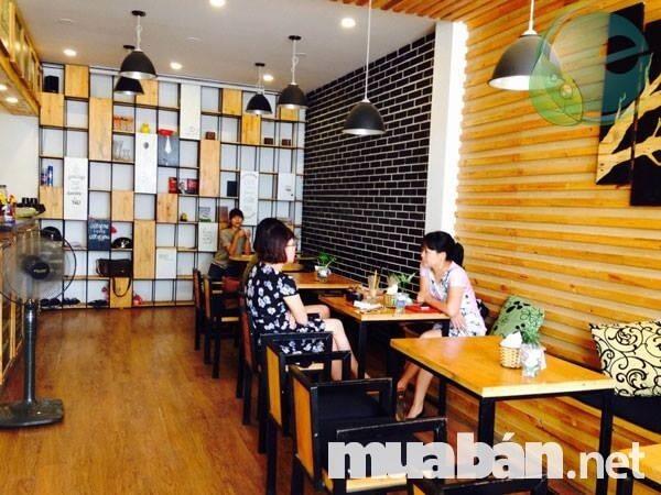 Kinh doanh quán cafe có khả năng sinh lời tốt nên nhiều người muốn đầu tư