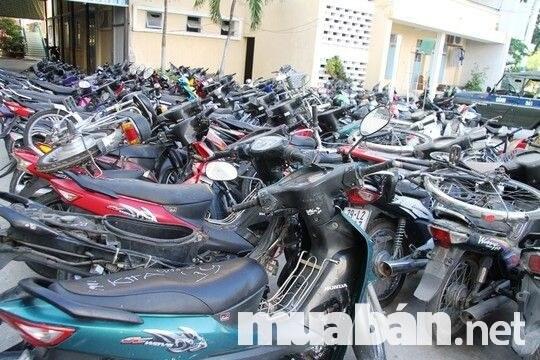 Chợ xe máy cũ TPHCM có đa dạng mẫu mã xe máy