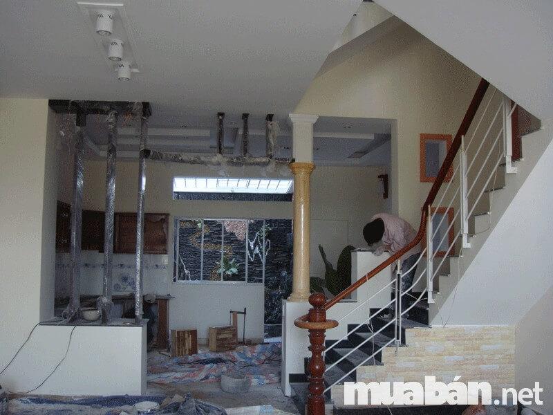 Sẽ tốn một khoản không nhỏ để sửa sang lại nhà mới mua