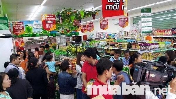 Người tiêu dùng không cần trực tiếp đến cửa hàng mà vẫn mua được món đồ