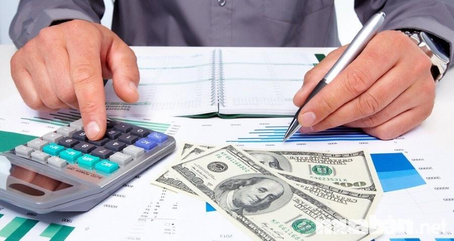 Lên sẵn kinh phí dự phòng để tránh trường hợp thâm hụt tiền