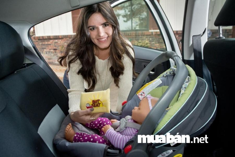 Hệ thống Sensorsafe sẽ cảnh báo cho lái xe biết nếu có trẻ em ở bên trong xe sau khi xe tắt máy.
