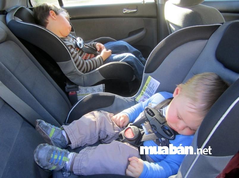 Đi xe ô tô đừng bỏ quên não ở nhà!!