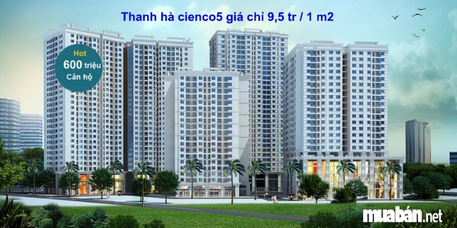 Chung cư Thanh Hà
