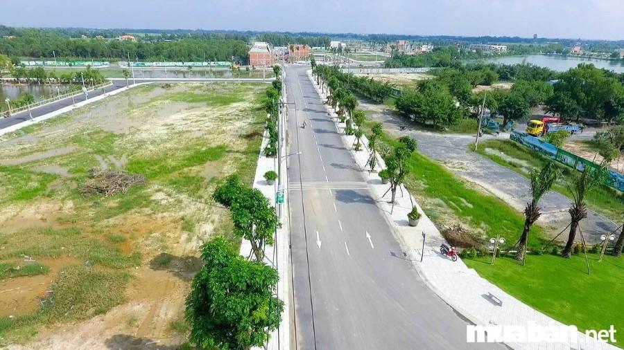 Đất nền giá rẻ vị trí đẹp, cơ sở hạ tầng tốt