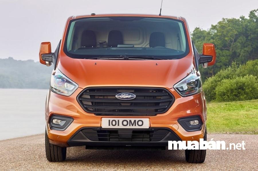 Ford Transit 2018 5