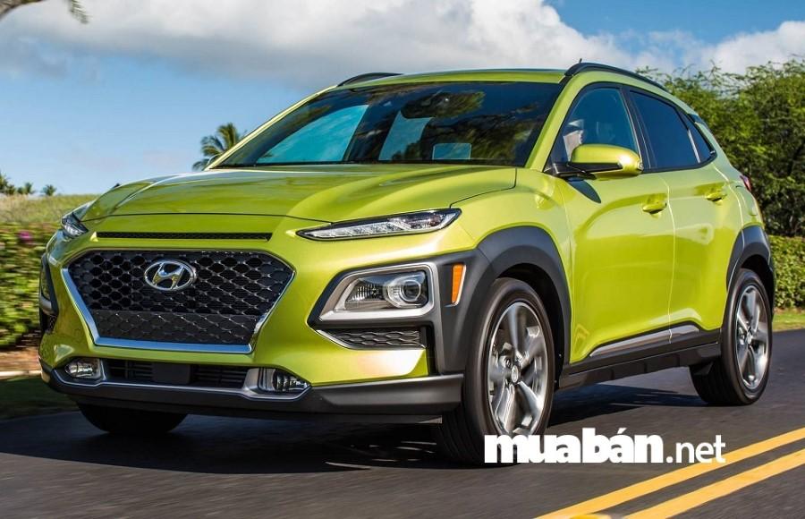 Hyundai Kona là mẫu xe Crossover cỡ nhỏ hoàn toàn mới của hãng xe Hyundai.