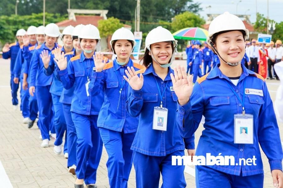 Quan tâm đến đời sống công nhân cũng là một trong những cách nhiều doanh nghiệp áp dụng để tuyển dụng hiệu quả và níu chân lao động.