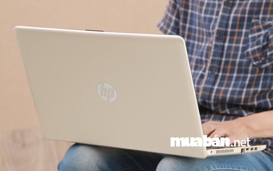 Laptop Hp 15 Bs572Tu I3 6006U Chạy Windows 10 Bản Quyền.