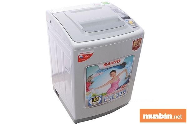 Máy giặt giá rẻ Sanyo