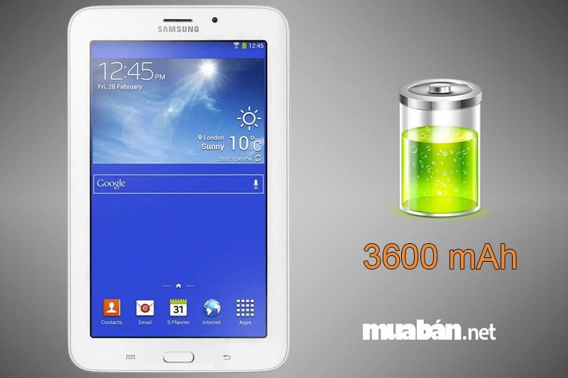 Samsung Galaxy Tab 3V-T116