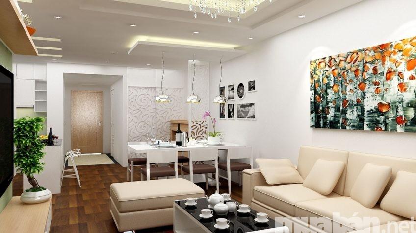 Một bức tranh nghệ thuật đặt ngay tại trung tâm của phòng khách chính là điểm nhấn đặc biệt giúp cho không gian trở nên rộng lớn và sang trọng hơn bao giờ hết. Bức tranh đó là điểm nhấn cần thiết để thu hút mắt nhìn của mọi người, giúp cho mỗi ngôi nhà có chiều sâu và ý nghĩa riêng.