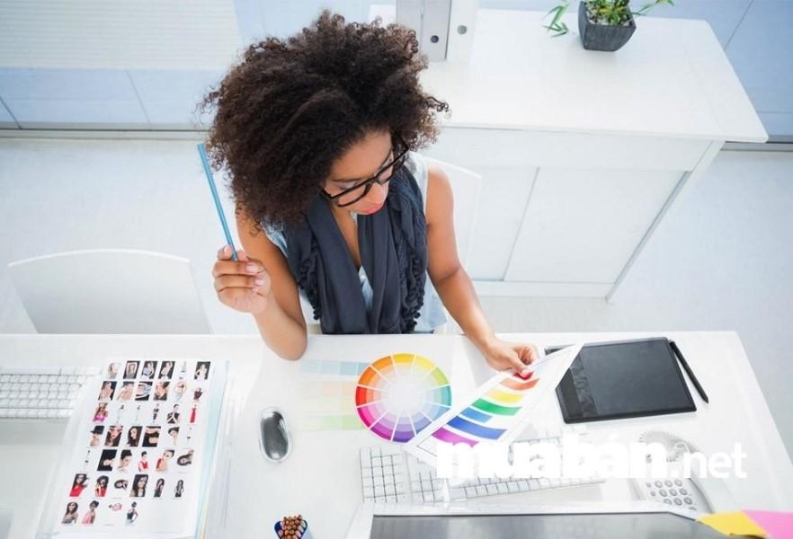 Đầu tư vào Portfolio cũng là một cách để bạn xin việc thiết kế thành công.